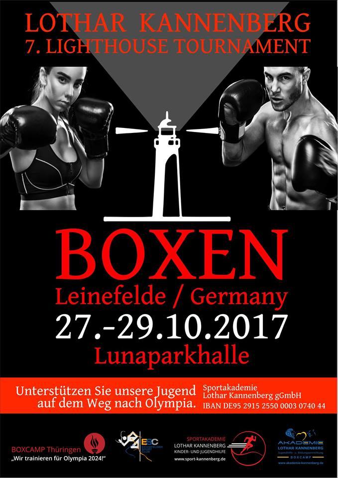 Internationales Leuchtturm Turnier Leinefelde @ Lunaparkhalle Leinefelde  | Leinefelde-Worbis | Thüringen | Deutschland