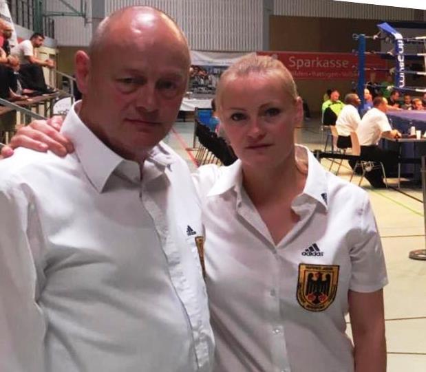 Jessika und Gerd Huke