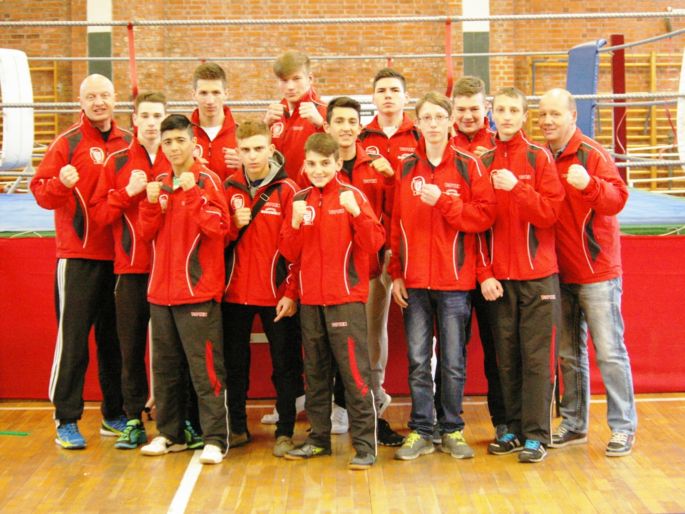 DM Junioren u17 2016 in Juliusruh