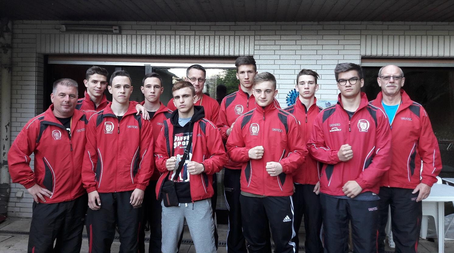 Jugend DM 2017 in Velbert