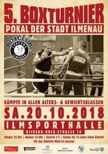 5. Boxturnier - Pokal der Stadt Ilmenau @ Ilm-Sporthalle | Ilmenau | Thüringen | Deutschland