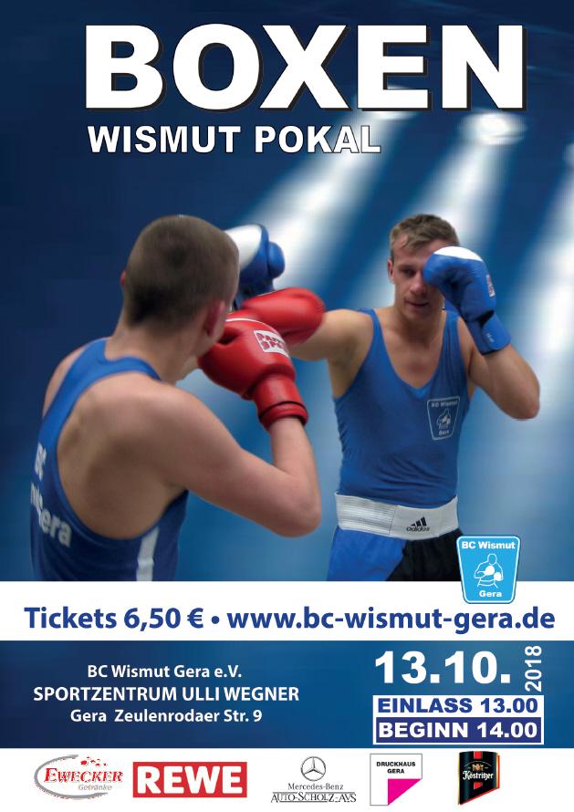 Wismut-Pokal-Turnier des BC Wismut Gera e.V. @ Sportzentrum ULI WEGNER | Gera | Thüringen | Deutschland