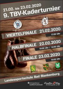 TBV Kaderturnier 2020 @ Landessportschule Bad Blankenburg | Bad Blankenburg | Thüringen | Deutschland